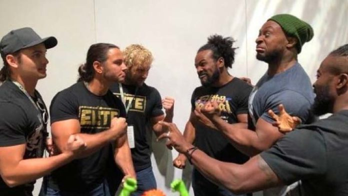 New Day The Elite