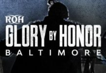 ROH Glory By Honor Baltimore