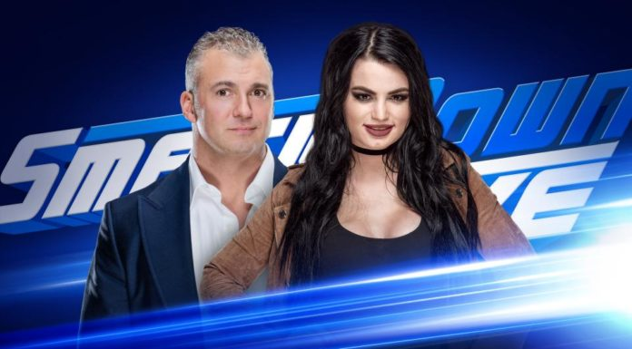 Smackdown 11/6 Preview