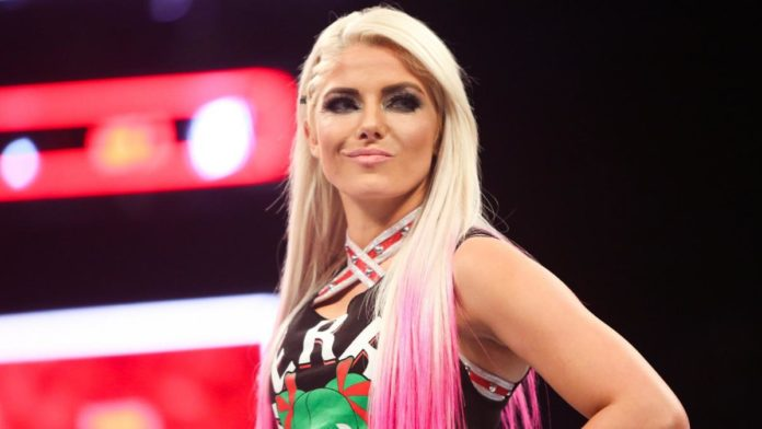 Further Details On Alexa Bliss In Ring Return Sescoops