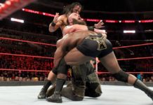 Braun Strowman attacked on Raw