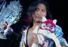 Hiromu Takahashi Injury