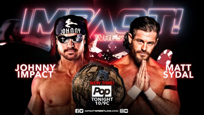 Impact Wrestling 11/15 Preview
