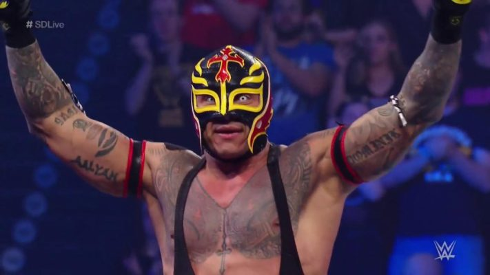 Rey Mysterio Praises Daniel Bryan Legends On WWE Ride