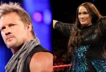 Chris Jericho NIa Jax