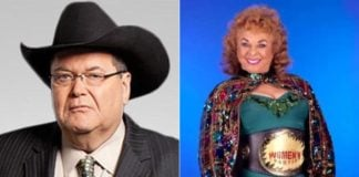 Jim Ross Fabulous Moolah