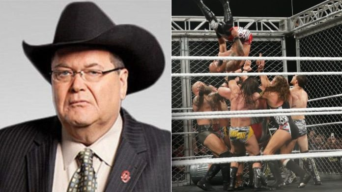 Jim Ross on Dives in Wrestling