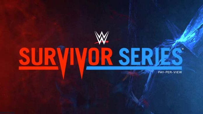 Big Match Advertised For WWE Survivor Series (RAW vs  SmackDown)