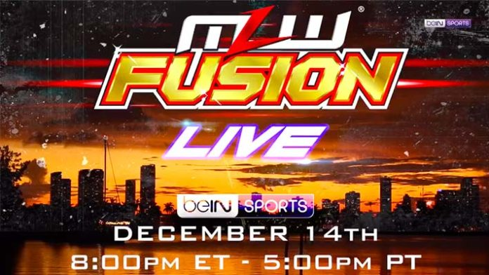 MLW Fusion Live