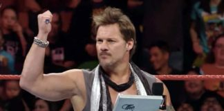 Chris Jericho The List