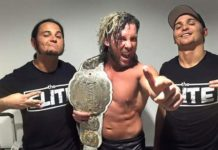 Kenny Omega & The Young Bucks