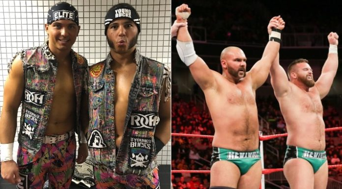 Young Bucks the Revival