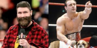 Mick Foley Dynamite Kid