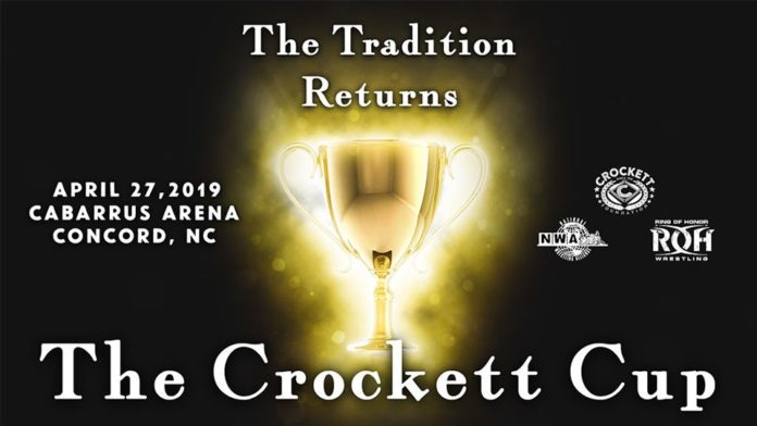 NWA Partners With ROH For Crockett Cup Tag Team Tournament