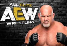 Goldberg AEW