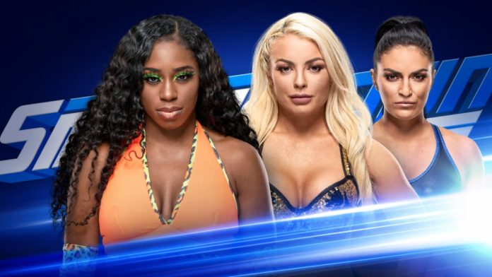 Naomi vs Mandy Rose
