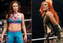 Mickie James Becky Lynch