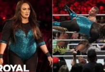 NIa Jax Royal Rumble