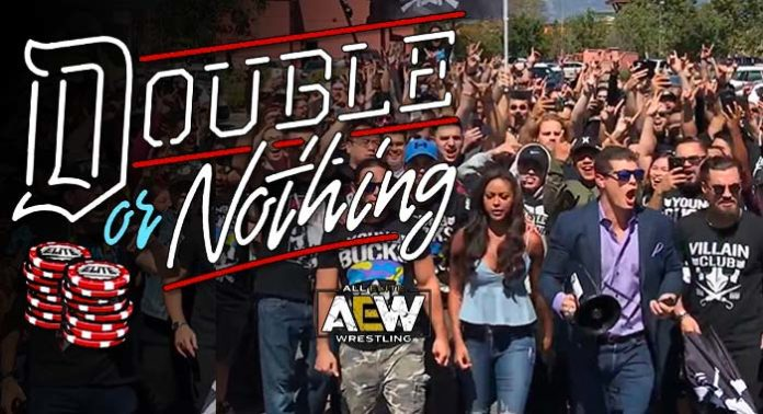 WWE Said To Be Monitoring AEW's 'Double Or Nothing' Rally