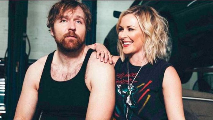 Dean Ambrose Renee Young