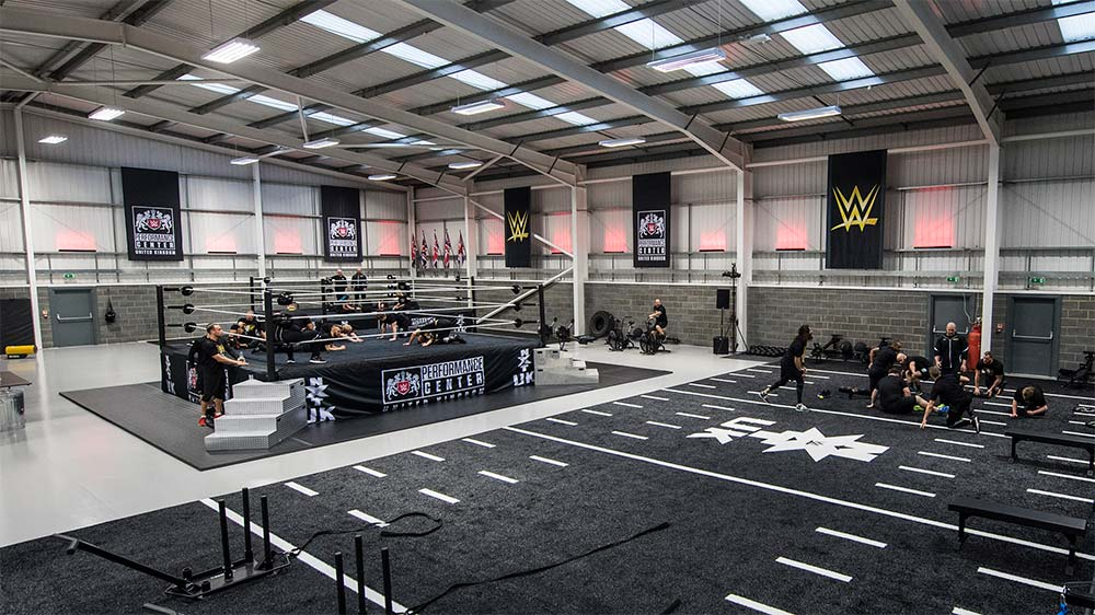 WWE Opens New UK Performance Center In London