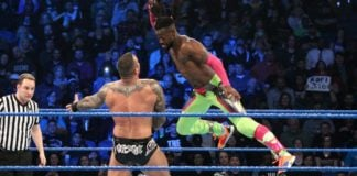 Kofi Kingston Randy Orton