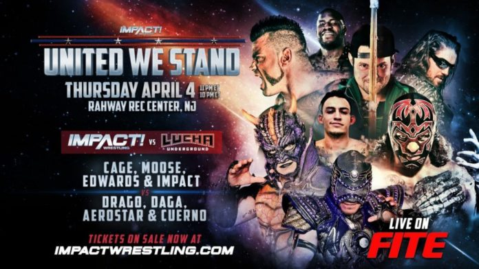 Impact Wrestling United We Stand