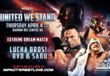Lucha Bros vs RVD & Sabu