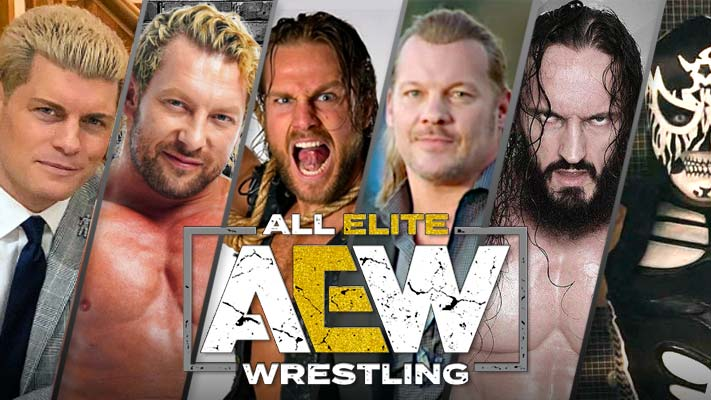 Updated Aew Roster  List Of Partnerships-3878