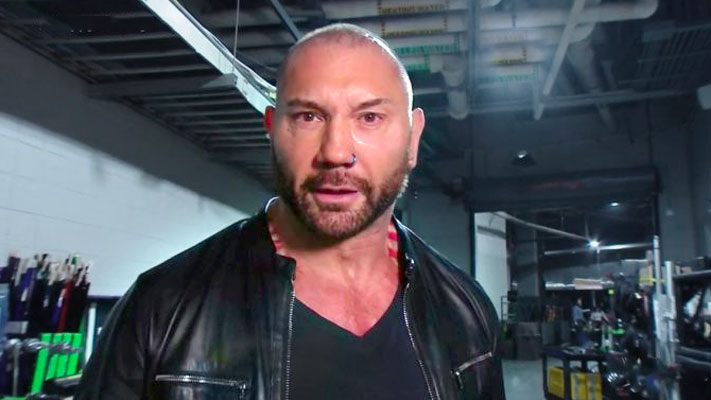 Batista Returns On WWE RAW, Attacks Ric Flair (Video ...