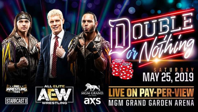 AEW Double Or Nothing