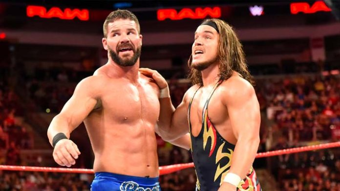 Chad Gable Bobby Roode