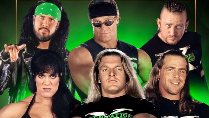 D-Generation X Hall of Fame