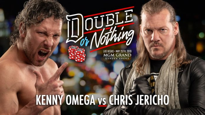 Tag 1 sur F2C Jericho-vs-okada-double-or-nothing-696x392