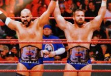 The Revival Tag Titles