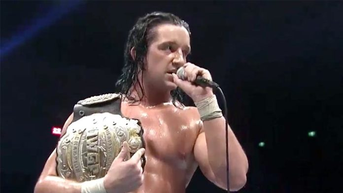 Jay White Wins IWGP Heavyweight Championship