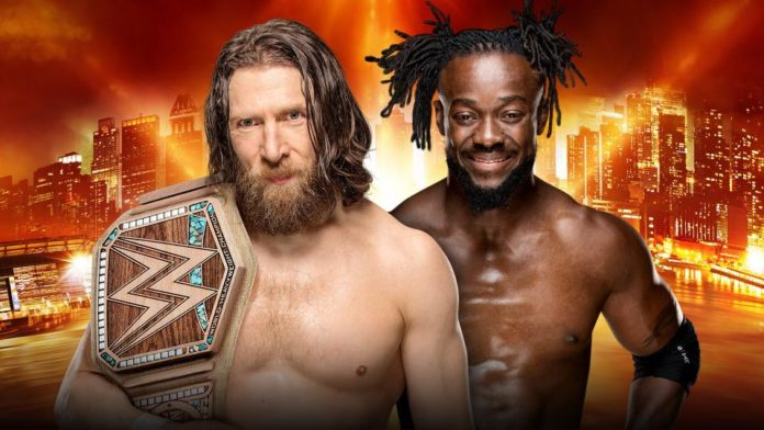 Kofi Kingston vs Daniel Bryan