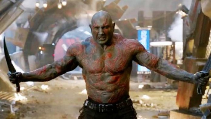 Batista Guardians of the Galaxy