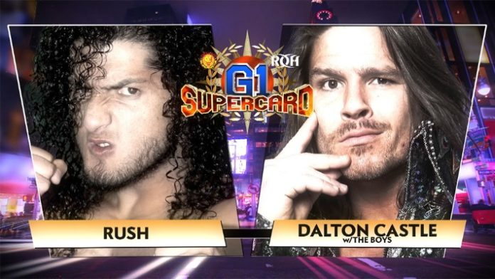 Rush Dalton Castle