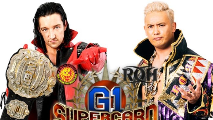 G1 Supercard From MSG Lineup