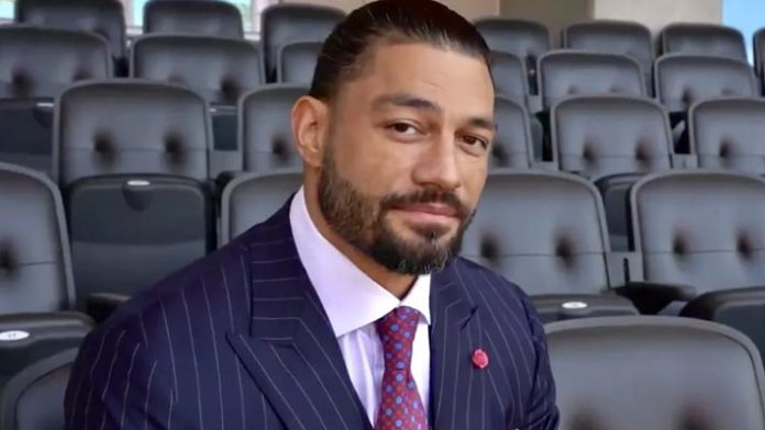 Roman Reigns Shares Timeframe For When He'll Stop Working