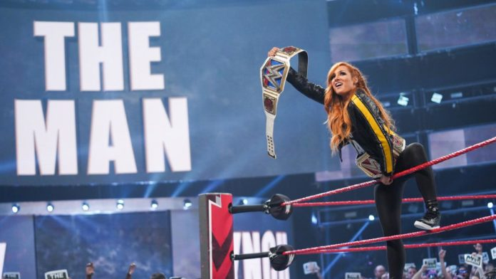 'The Man' Becky Lynch. Photo Credit: WWE.com