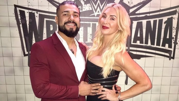 Andrade Reveals He Was Nervous Meeting Ric Flair When He