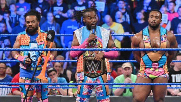 The New Day Signs Matching Contract Extension With WWE