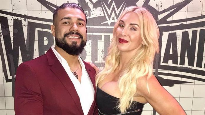 Andrade Thanks Charlotte Flair And Fans For Their Support