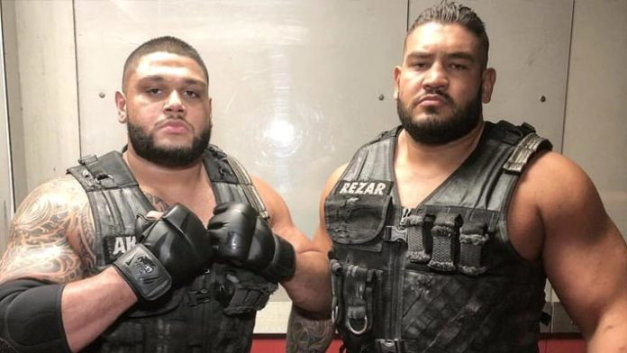 AOP's Rezar Looking Jacked, What Happened After SmackDown Live ...