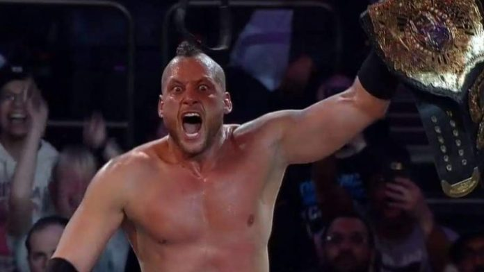 Matt Taven ROH World Championship