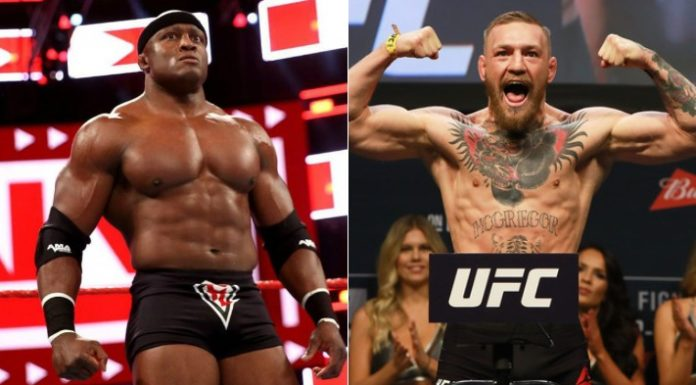 Bobby Lashley Conor McGregor