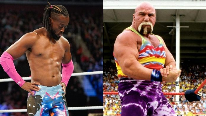 Kofi Kingston Billy Graham
