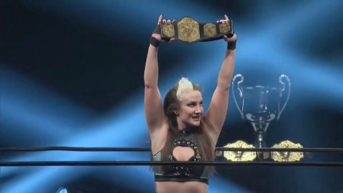 Allysin Kay NWA World Women's Championship